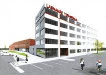 Lasnamäe Tervisemaja ehitus