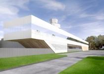 Tallinna Lennujuhtimiskeskuse juurdeehitus