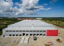 Algas Maardu logistikakeskuse ehitus