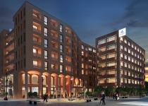 Roseni 9/11 hotell-korterelamu ja büroohoone ehitus