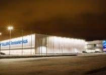 Tallinki Tennisekeskuse ehitus