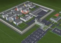 Uue Tallinna vangla nõrkvoolutööd